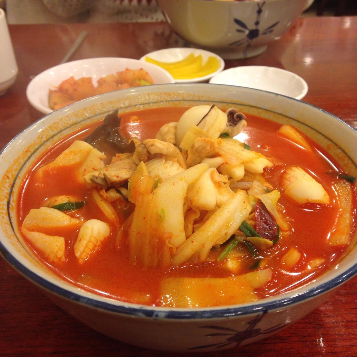 안동장 사진 - 서울시 중구 을지로3가 315-18