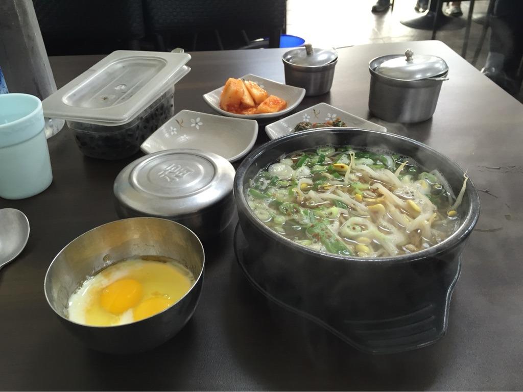비사벌전주콩나물국밥 사진 - 서울시 성동구 성수동1가 660-10