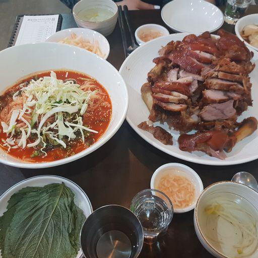 여신족발 사진 - 서울시 금천구 가산동 44-1