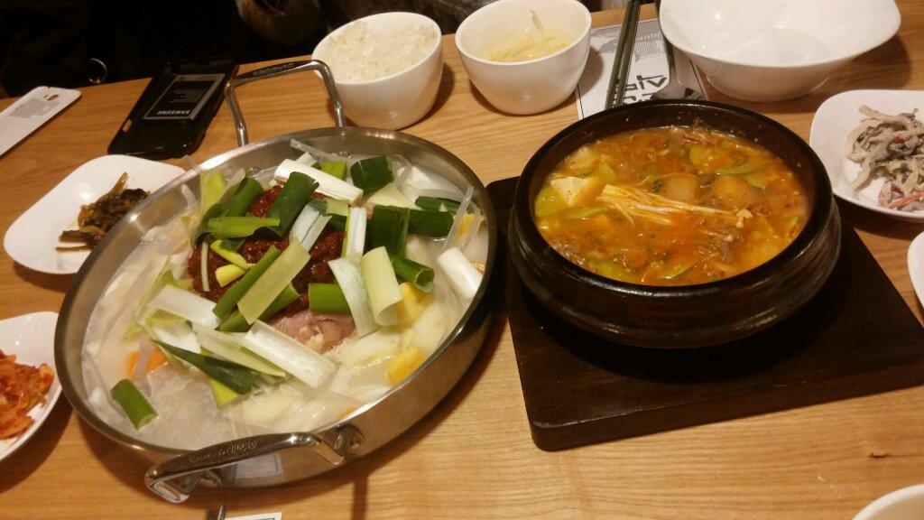 조선식당 사진 - 서울시 종로구 동숭동 1-33