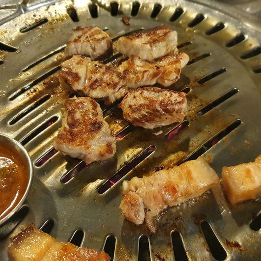 강화통통생고기 사진 - 서울시 마포구 서교동 444-2