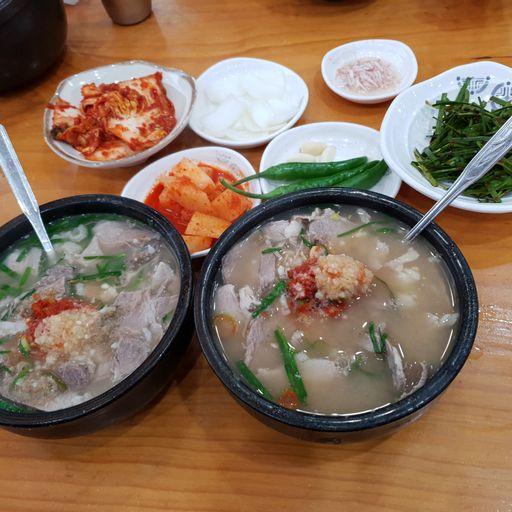 합천일류돼지국밥 사진 - 부산시 사상구 괘법동 565-6