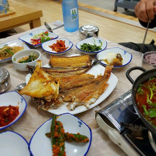 경북대구횟집 사진 - 부산시 중구 남포동6가 10
