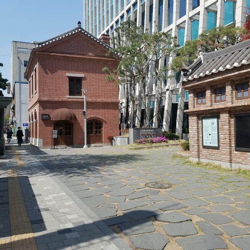한옥카페 사진 - 서울시 중구 남대문로4가 71-1