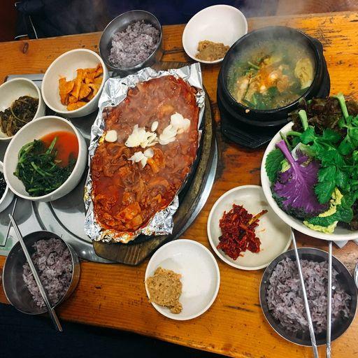 수정식당 사진 - 서울시 종로구 관철동 24