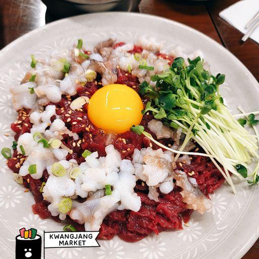 Buchon Yukhoe 照片 - 首尔市钟路区钟路四街165-11