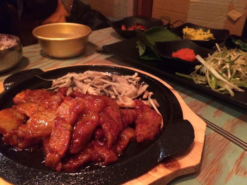 코리아식당 사진 - 서울시 마포구 연남동 227-1