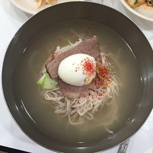 평양냉면 사진 - 서울시 구로구 오류동 13-55