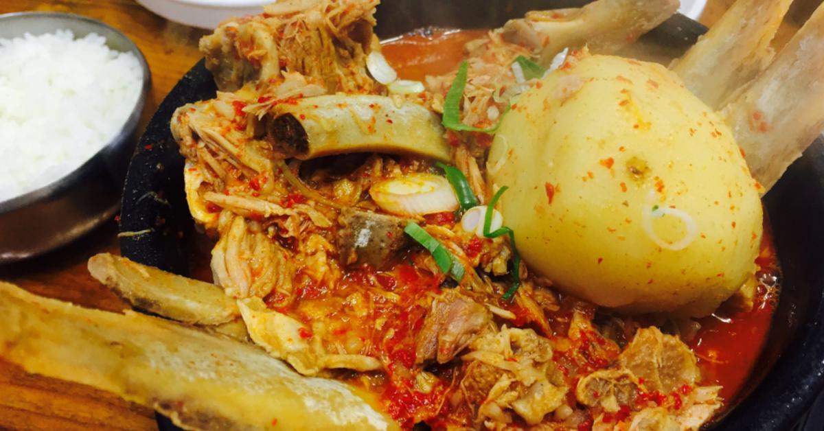 감자탕 맛집 베스트 5곳 사진