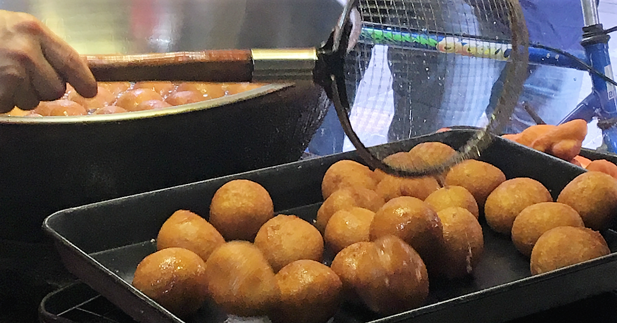 옛날 도너츠 맛집 베스트 5곳 사진