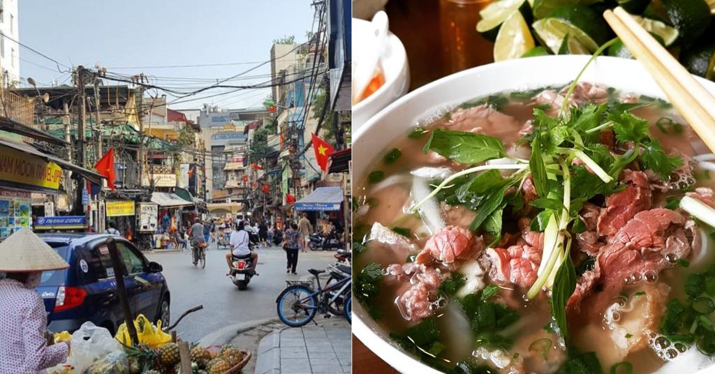베트남 하노이 진짜 맛집 사진