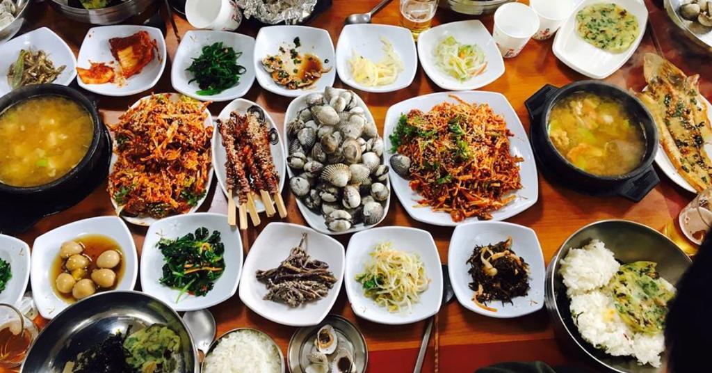 순천 여행 맛집 사진