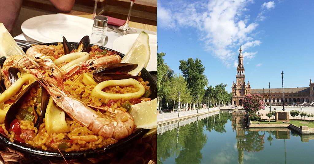 스페인 주요 도시 맛집 정복 사진