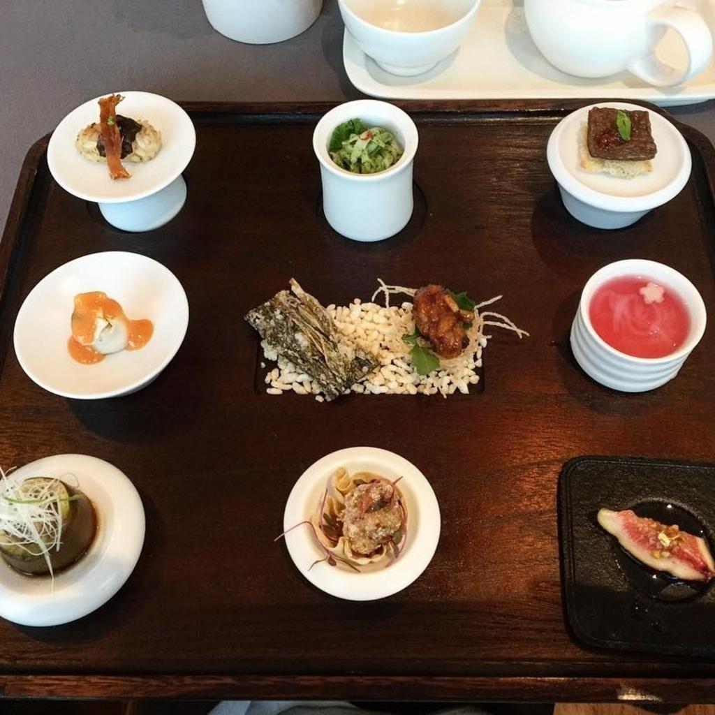 파인다이닝 레스토랑 인 서울 사진